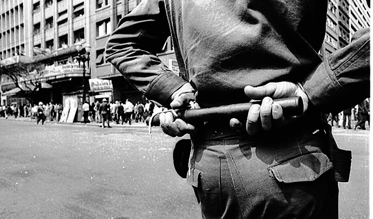 Brazil authoritarianism dictatorship streets