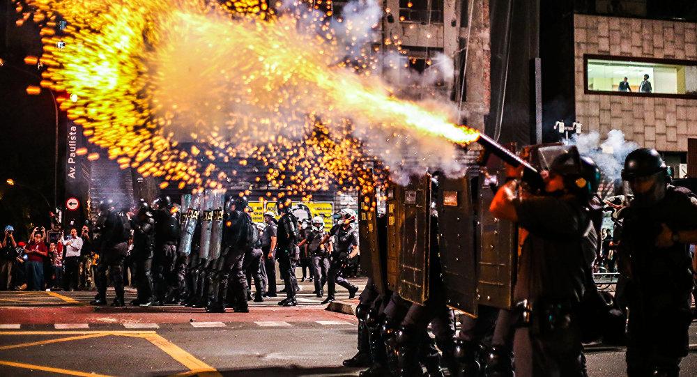 violence brazil