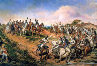 Independence of Brazil painting by Pedro Americo Brazil's Independence from Portugal