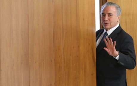 Brazil's President Michel Temer block indictment request
