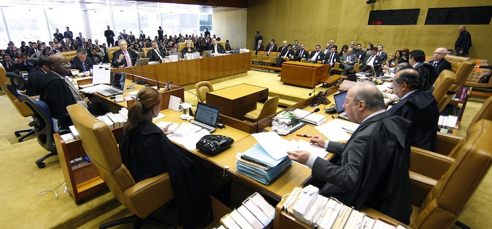 Brazil's Supreme Court. Photo: Nelson Jr/STF