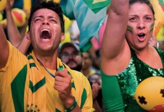 Photo Vincent Bosson Impeachment Brazil new republic