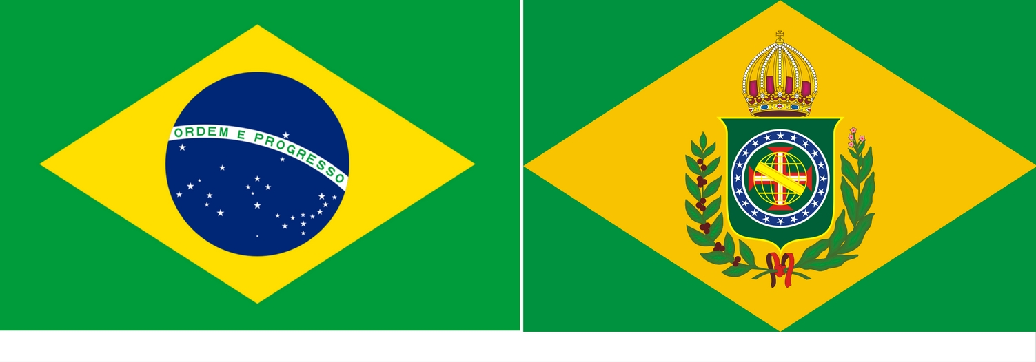 Brazilian flag meaning