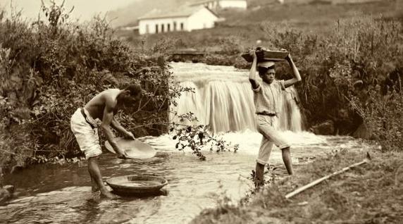 photo Minas Gerais - 1880 - Marc Ferrez - Instituto Moreira Salles