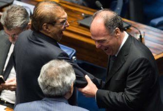 Brazil's Congress Aécio Neves