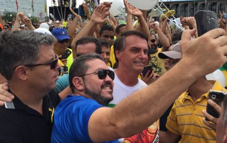 extreme right brazil 2018 presidential election