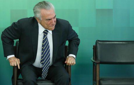unseat Brazil's President