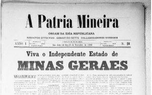 Brazil Republic Day Patria Mineira