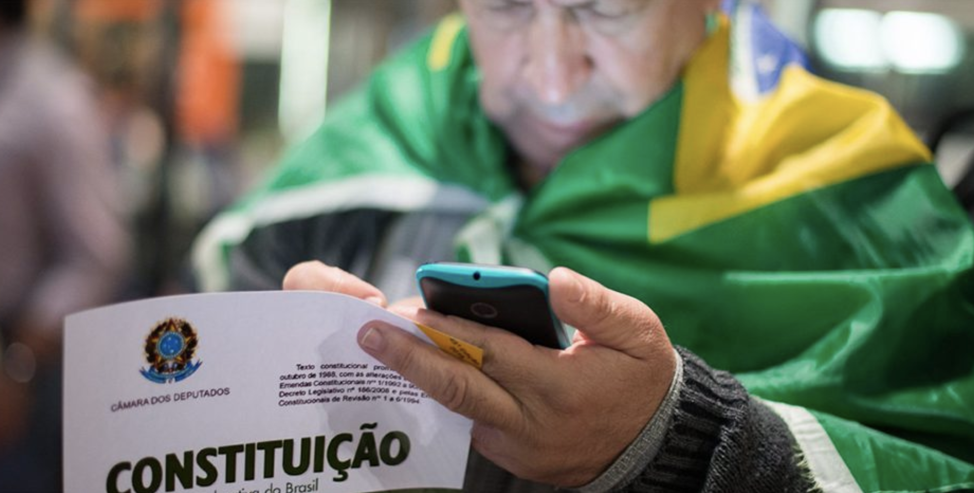 Brazilians appreciate democracy Latinobarómetro stats
