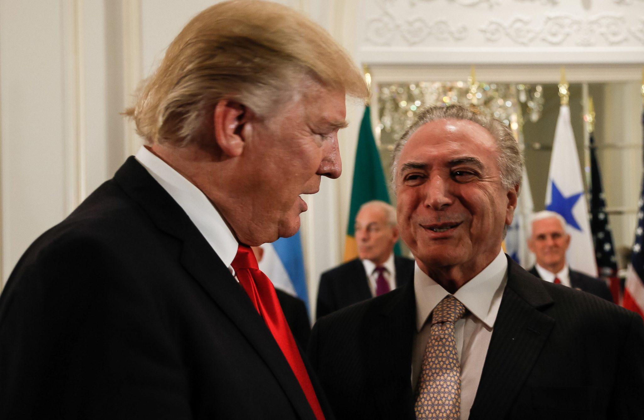 Trump's tax reform Brazil's economy
