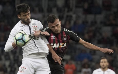 Corinthians secured the 2017 Brazil's Football league Brazil's Football