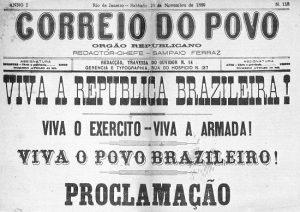 Correio do Povo Brazil Republic day