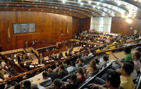 brazil state legislatures