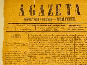 A Gazeta Brazil Republic Day