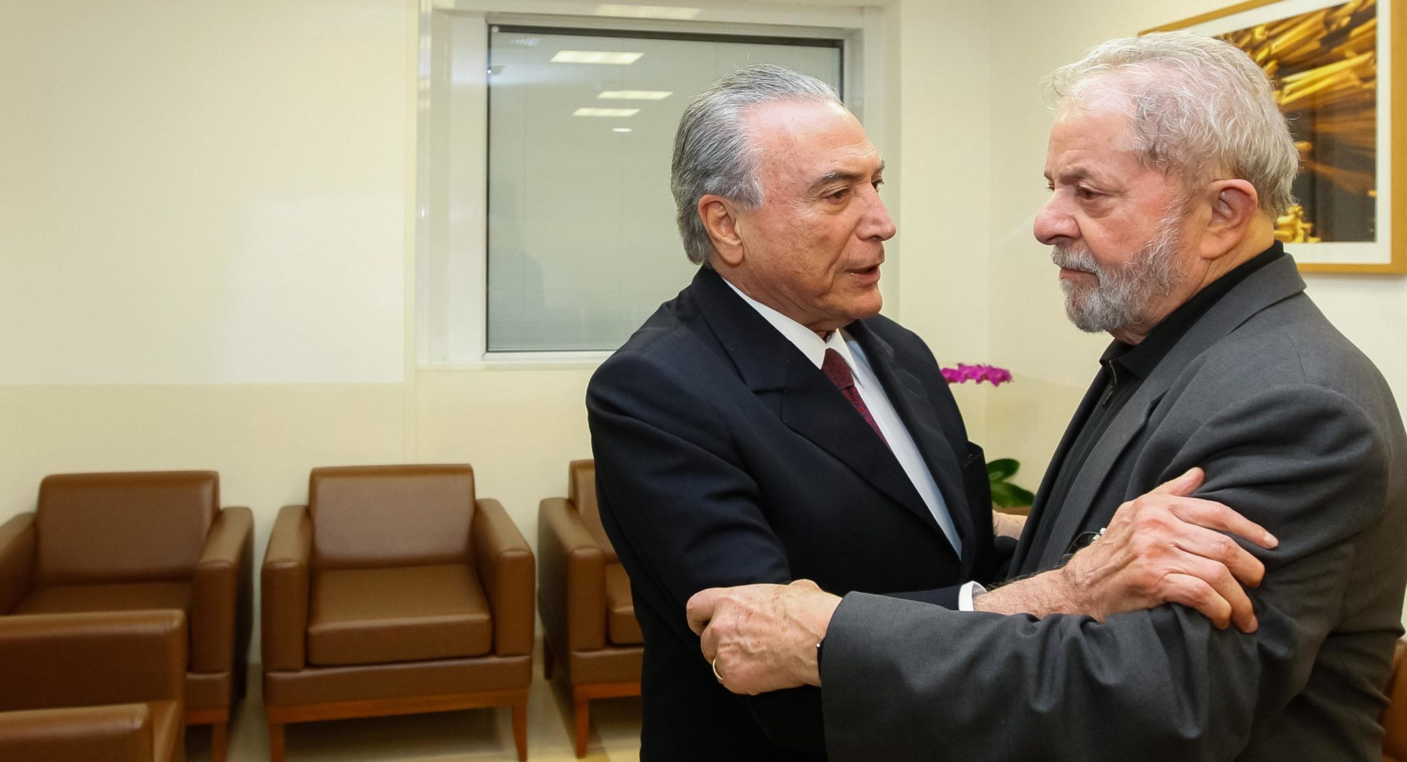 How Brazil's Congress wants to help Temer and Lula avoid prison