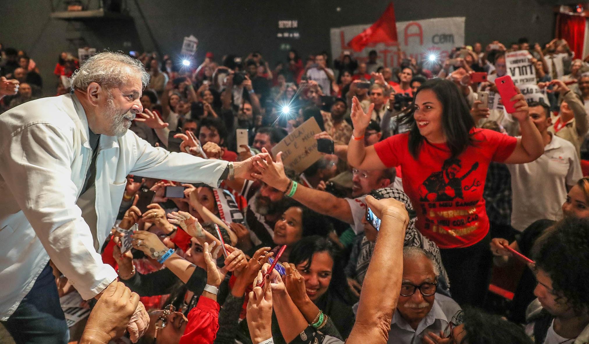 2018 election lula trial