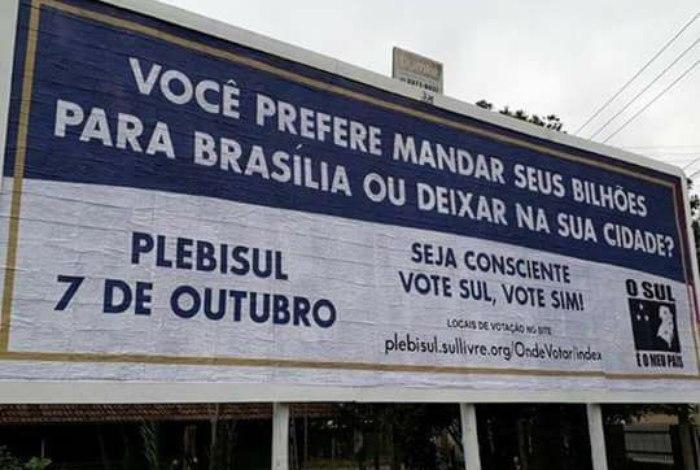 Gaucho identity Brazil separatism deficit states