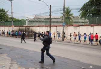 Police brutality remains 'business as usual' in Brazil, says report
