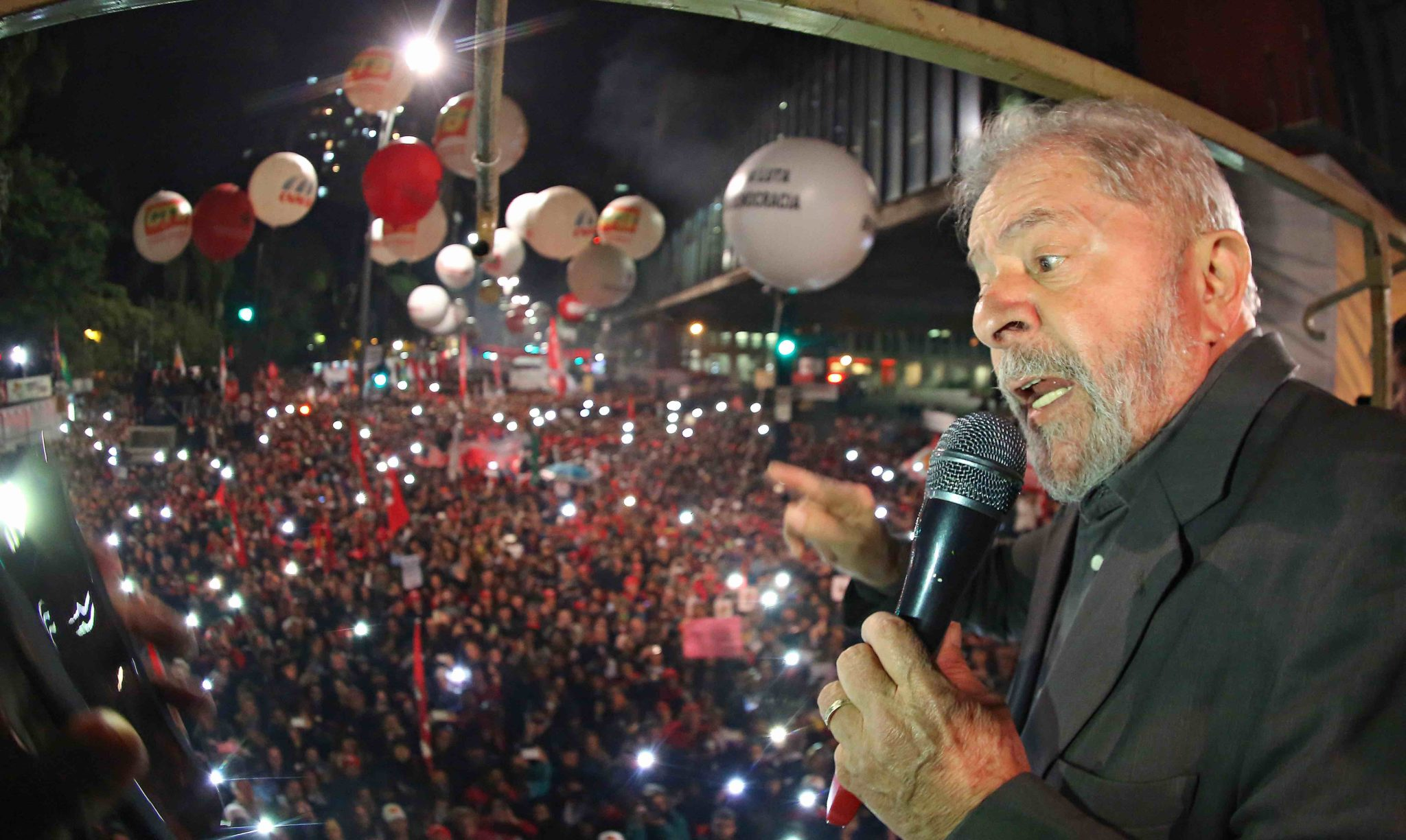 Lula trial 2018 election corruption