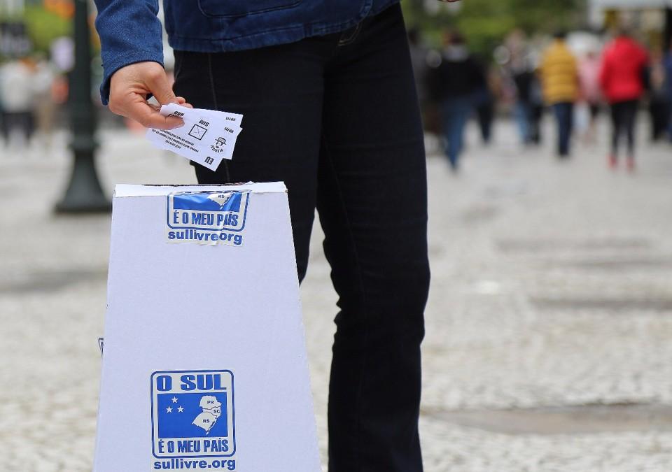 Southern separatism in Brazil: A joke to be taken seriously?