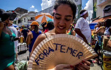 carnival 2018 brazil politics