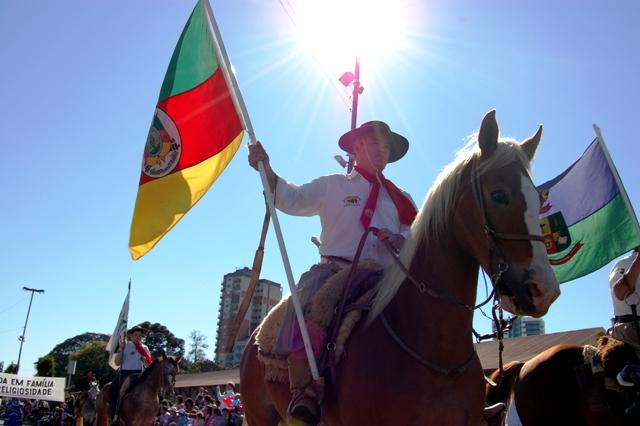 Gaucho identity Brazil separatism