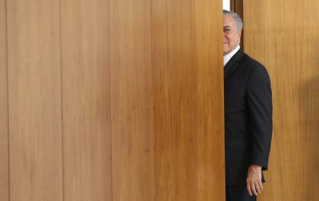 michel temer last year in office