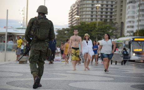 rio armed forces