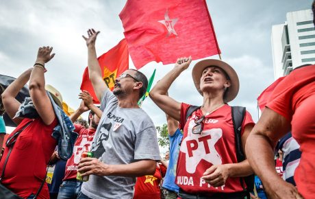 Lula's conviction Workers' Party Brazil politics