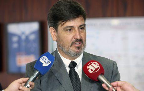 Federal Police Chief Fernando Segovia has collected controversies