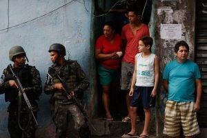 michel temer declares army intervention in rio de janeiro