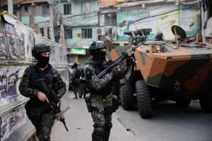 military intervention rio de janeiro michel temer armed forces