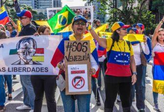 venezuelans in brazil