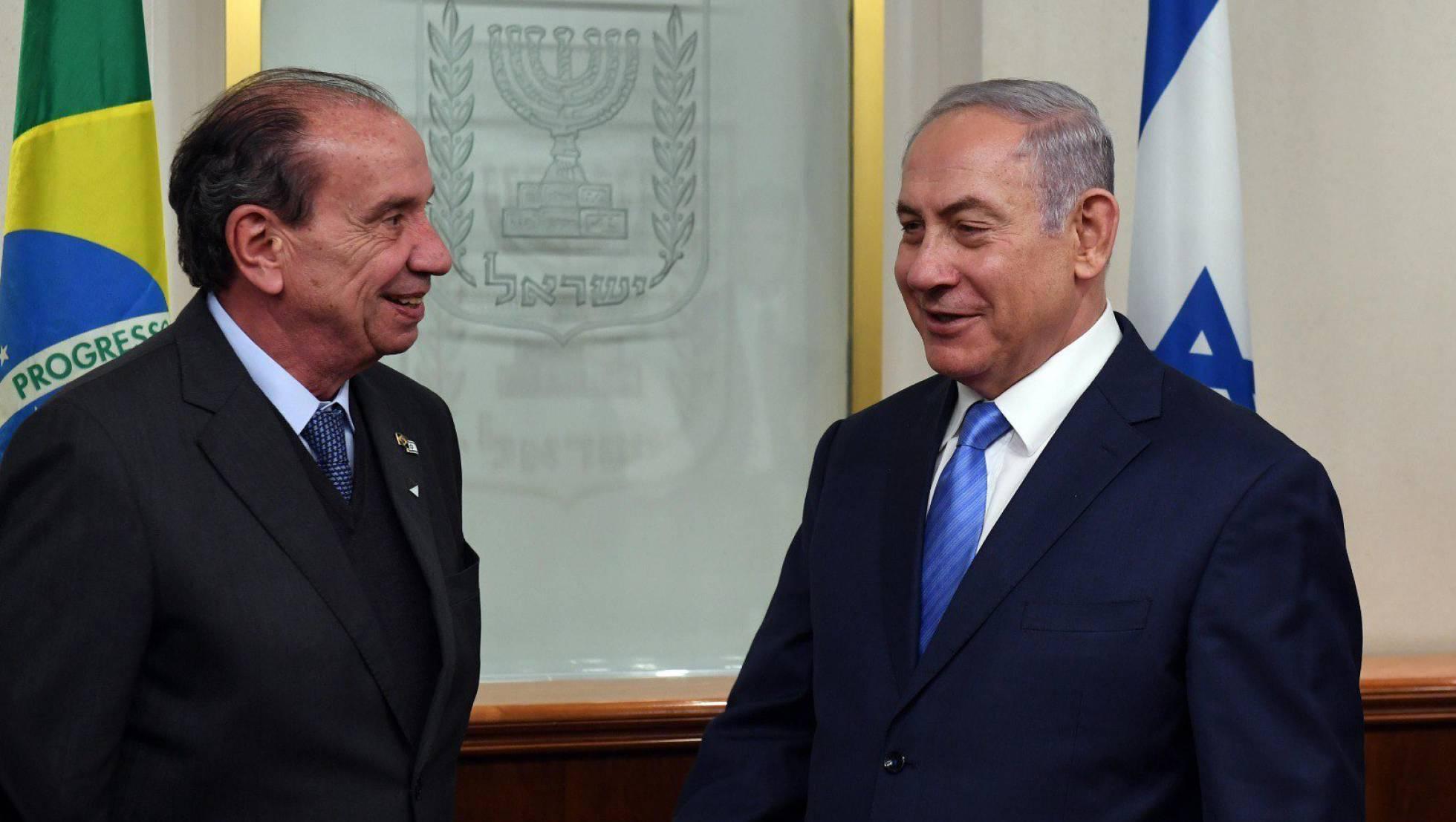 brazil-israel relations