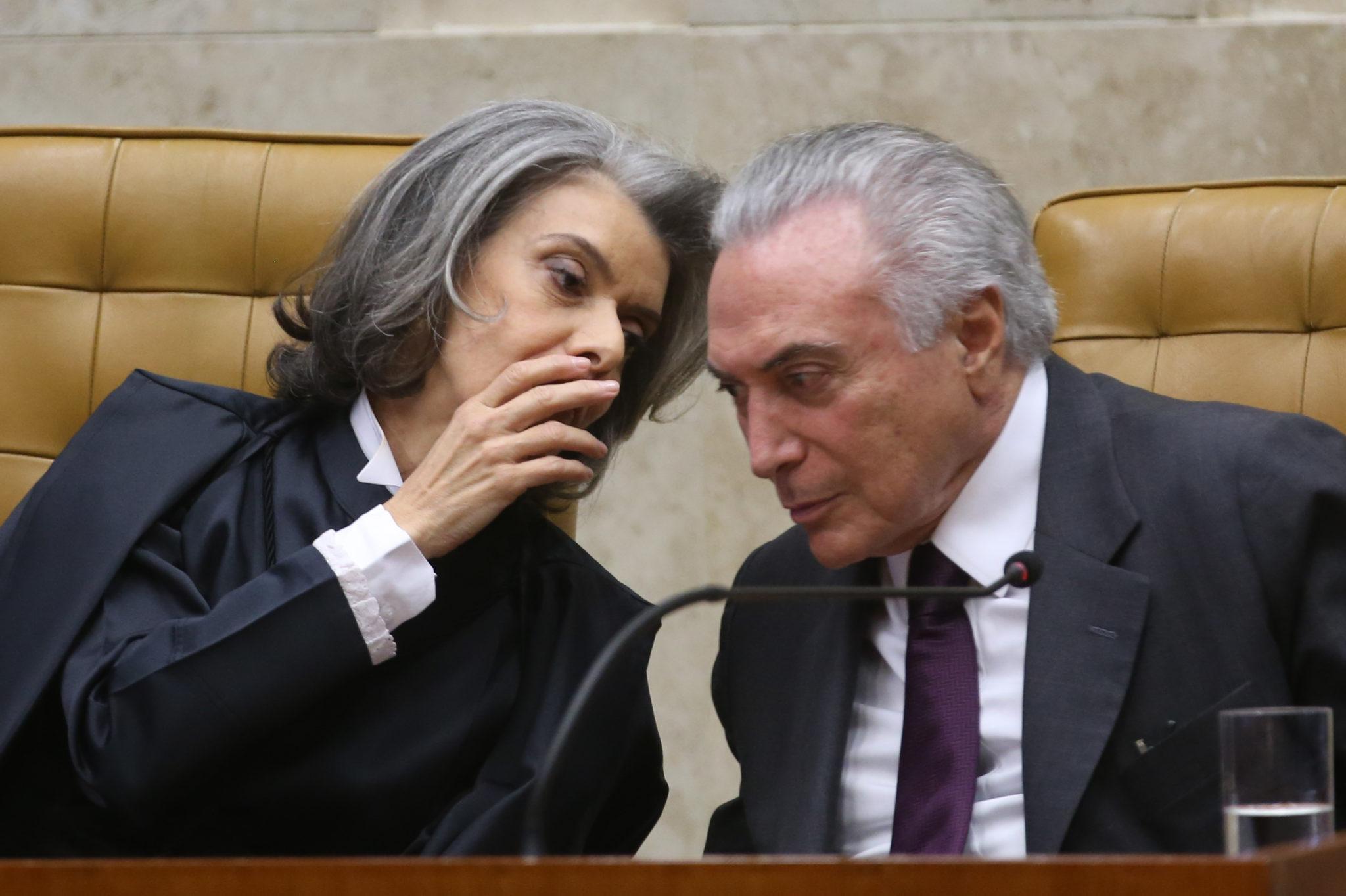 Brazil's government Supreme Court