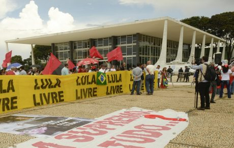 lula supreme court habeas corpus prison sentence