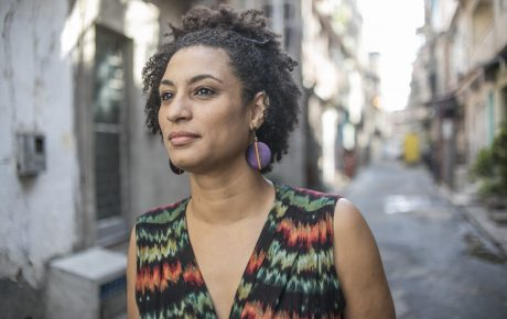 marielle franco rio city councilor