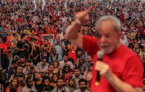 Shots fired at Lula greatly disturb Brazil's political battlefield