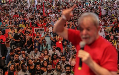 Shots fired at Lula greatly disturb Brazil's political battlefield