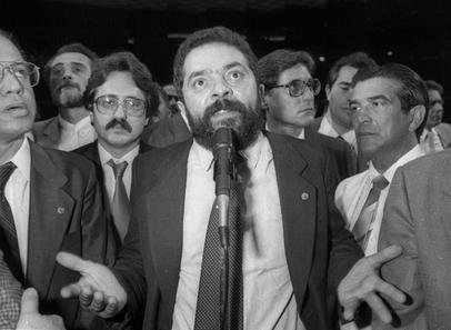 1987 lula congress