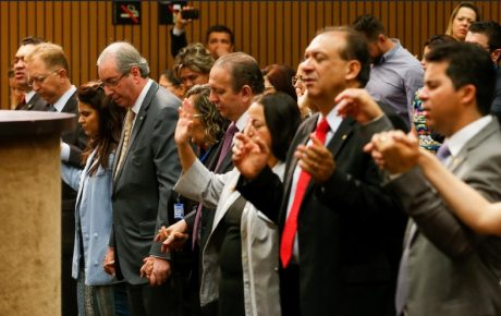 Congressmen evangelical service Congress Brazil's strange secularism: Evangelicalism's rise in popularity