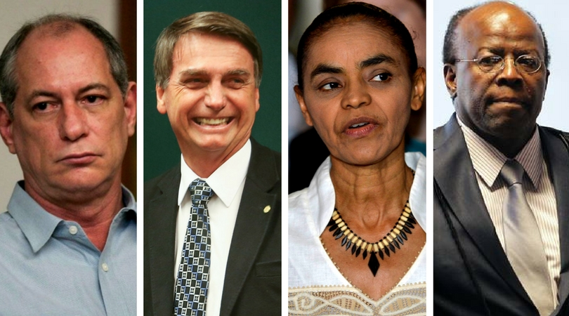 No clear favorite for Brazil's presidential election