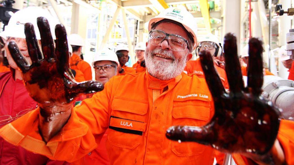 lula pre salt oil reserves
