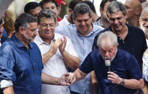 Lula speech fact-checkin arrest