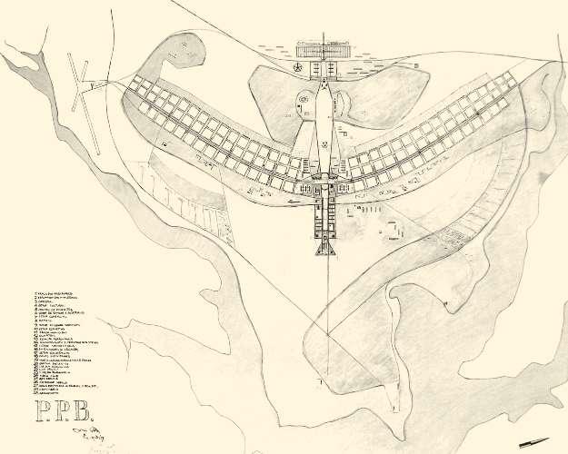 Brasília original plano piloto