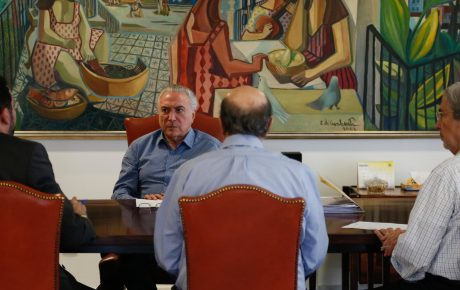"""Michel Temer and his cabinet of """"unremarkable men"""""""