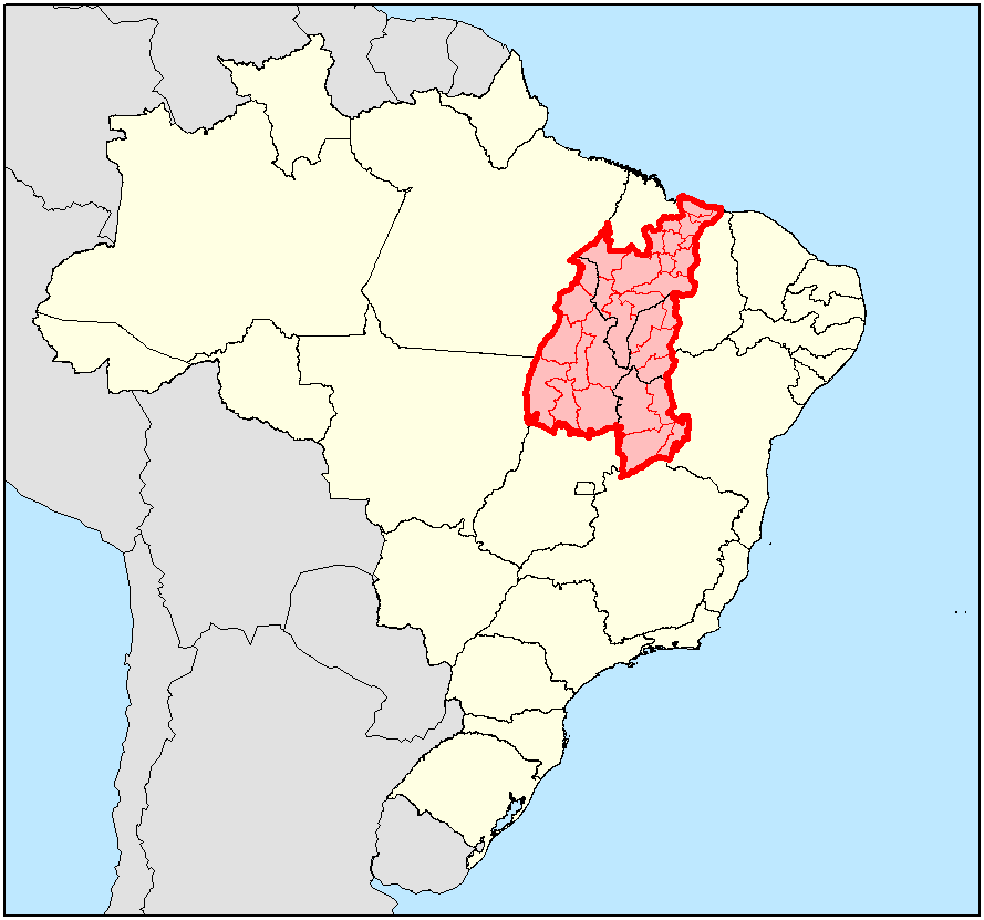 what is matopiba? land grabbing brazilian land