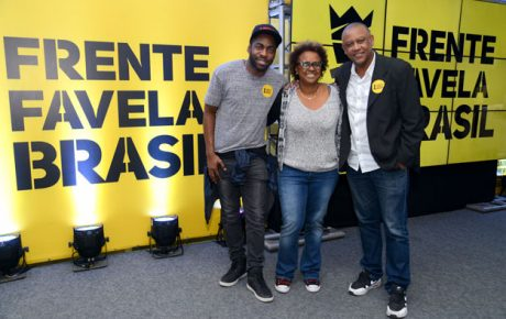 black political party brazil favela