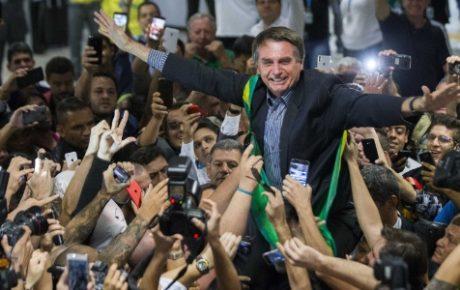 jair bolsonaro presidential poll