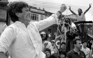 Brazil's 1989 election presidential race